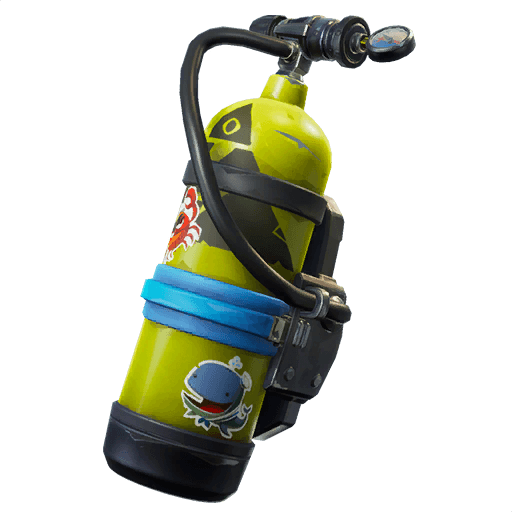 Air Tank Back Bling icon
