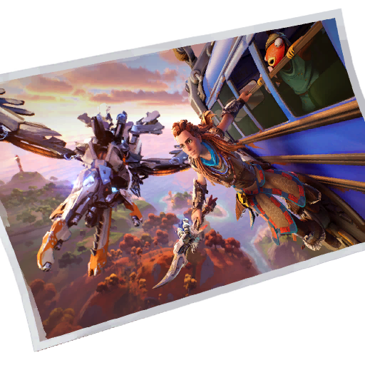 Aloy the Skywatcher Loading Screen icon