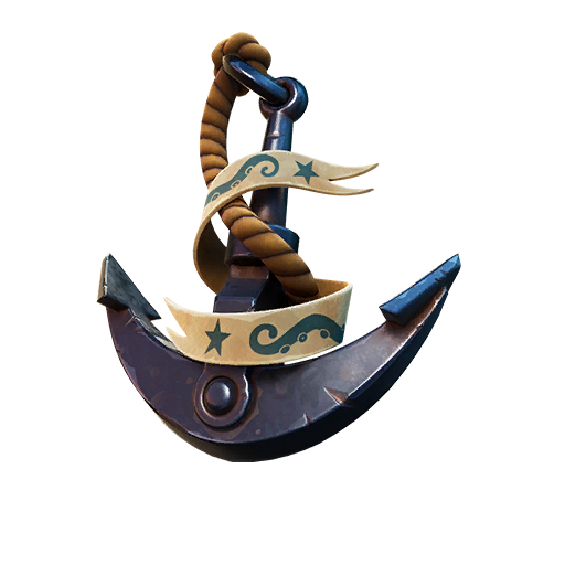 Anchor Back Bling icon
