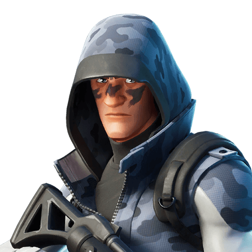 Arctic Intel Outfit icon