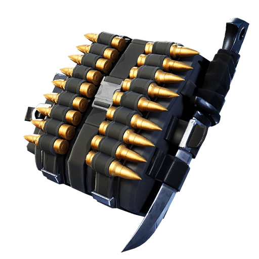 Armory Bag Back Bling icon