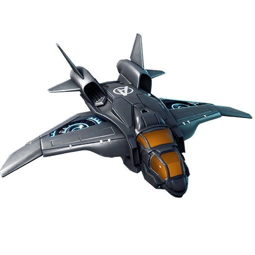 Avengers Quinjet Glider icon