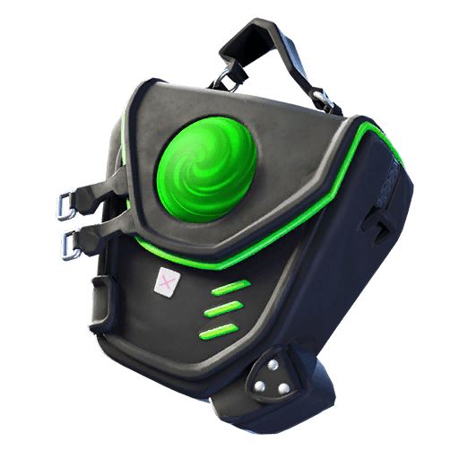 Bag of Shadows Back Bling icon