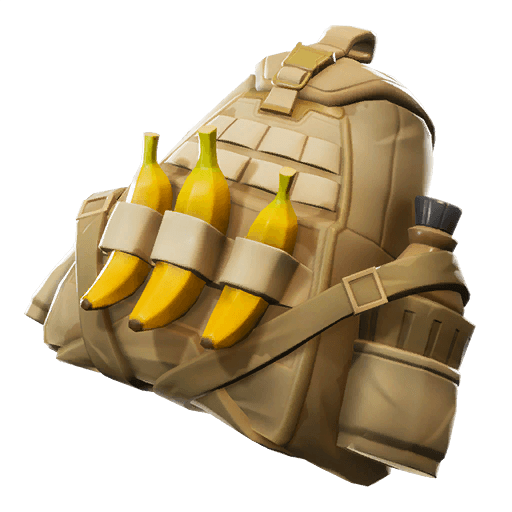 Banana Bag Back Bling icon
