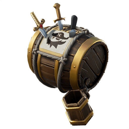 Barrel & Booty Back Bling icon