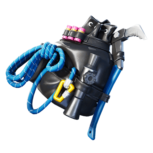Basecamp Bag Back Bling icon