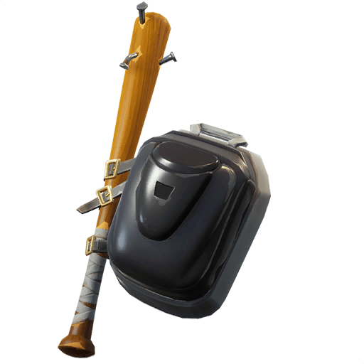 Bat Attitude Back Bling icon