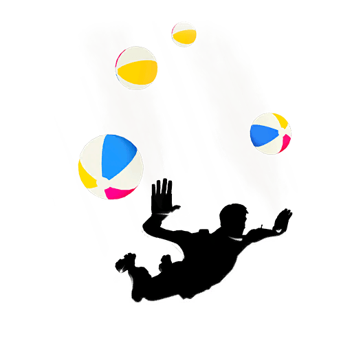 Beachballs Contrail icon