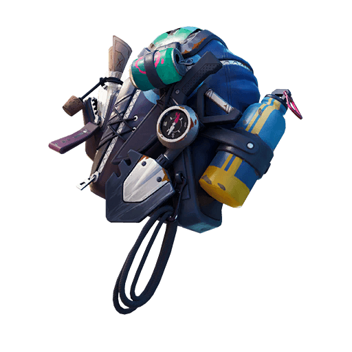 Beachcomber Back Bling icon