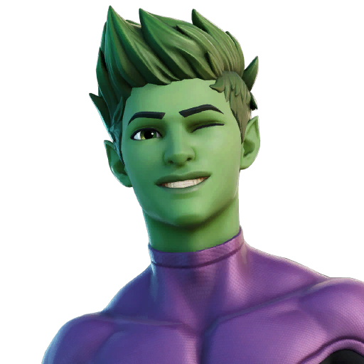 Beast Boy Outfit icon