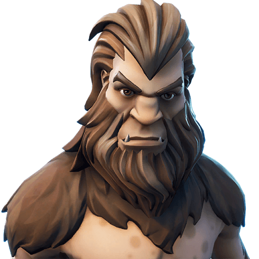 Bigfoot Outfit icon