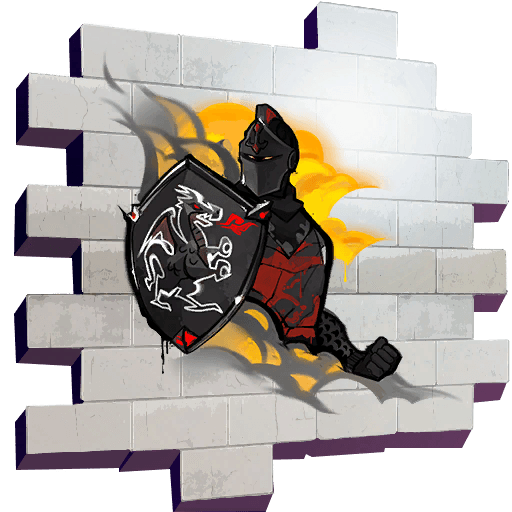 Black Knight Spray icon
