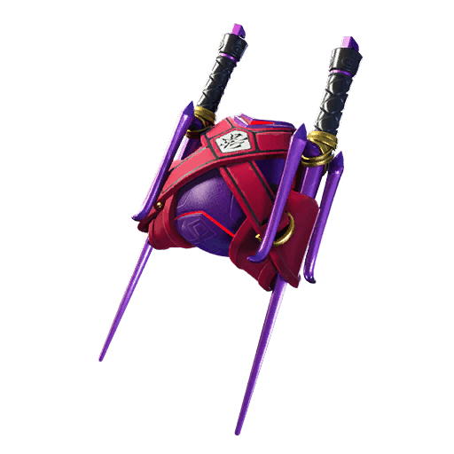 Bladed Breath Back Bling icon