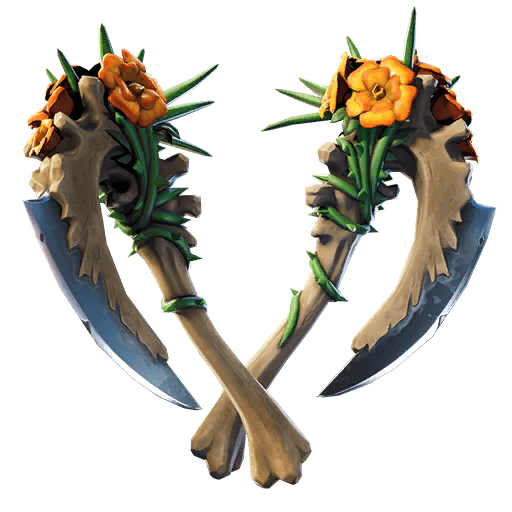 Blooming Bones Pickaxe icon