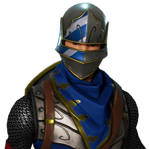 Blue Squire Outfit icon