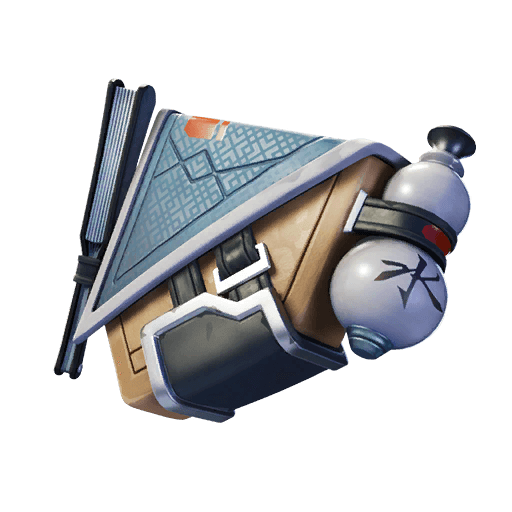 Blue Wave Back Bling icon