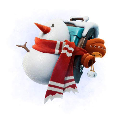 Blustery Bag Back Bling icon