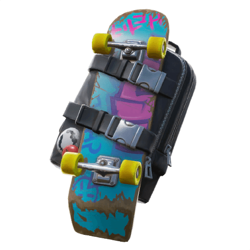 Board Bag Back Bling icon