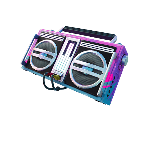 Boombox 3000 Back Bling icon