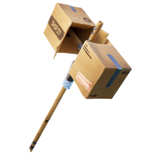 Box Basher Pickaxe icon