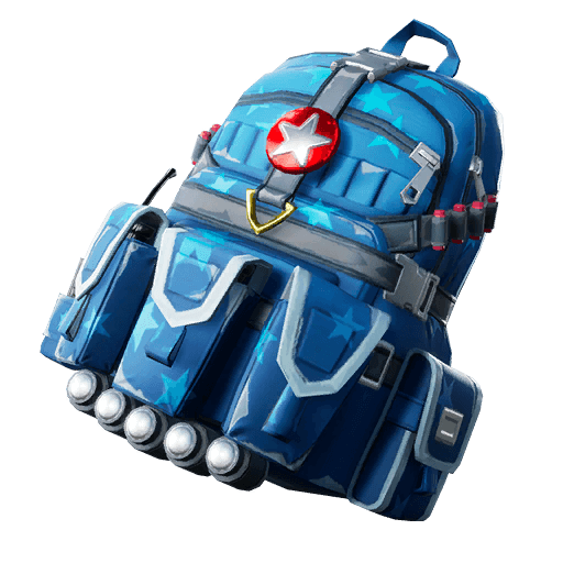 Brave Bag Back Bling icon