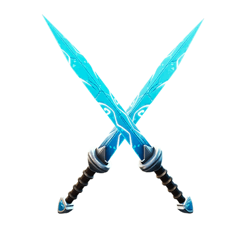 Brrr-witching Blades Pickaxe icon