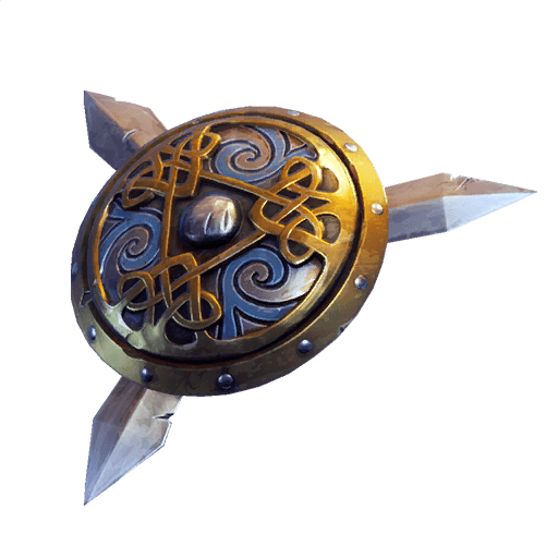 Buckler Back Bling icon