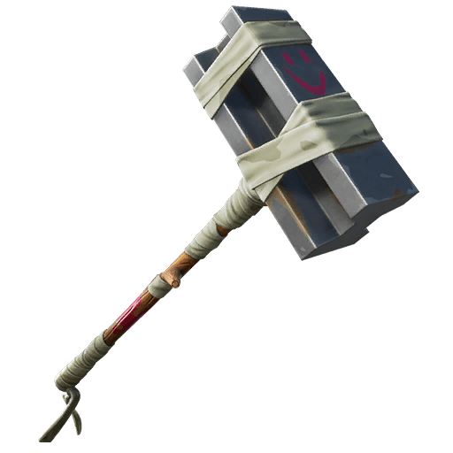 Bunker Basher Pickaxe icon