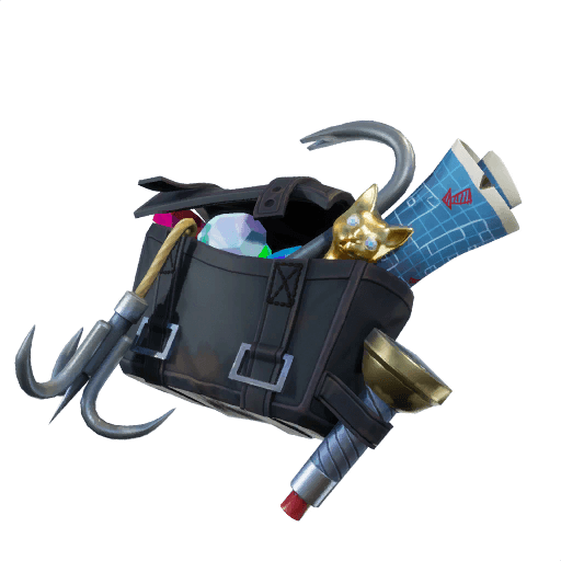 Burgle Bag Back Bling icon