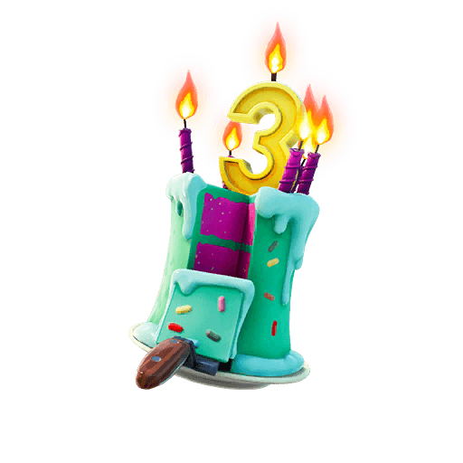 Cake Back Bling icon