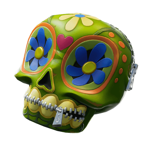 Calavera Back Bling icon