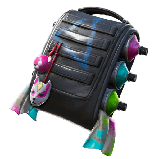Cannister Carrier Back Bling icon