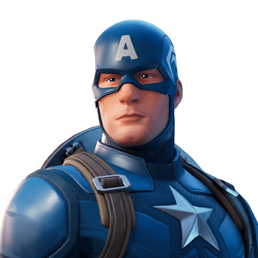 Captain America Outfit icon