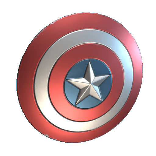 Proto-Adamantium Shield Back Bling icon