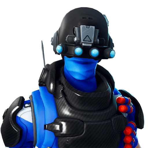 Carbon Commando Outfit icon