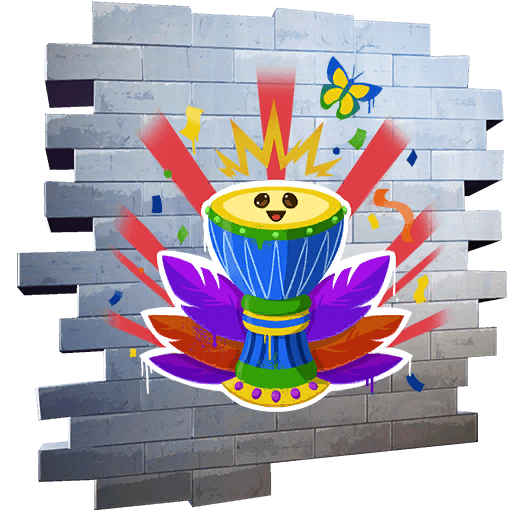 Carnaval Beat Spray icon