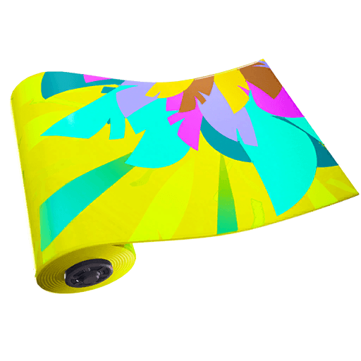 Carnaval Flowers Wrap icon