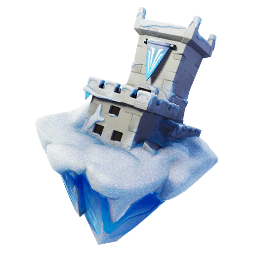 Castle Peaks Back Bling icon