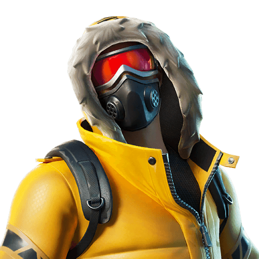 Caution Outfit icon