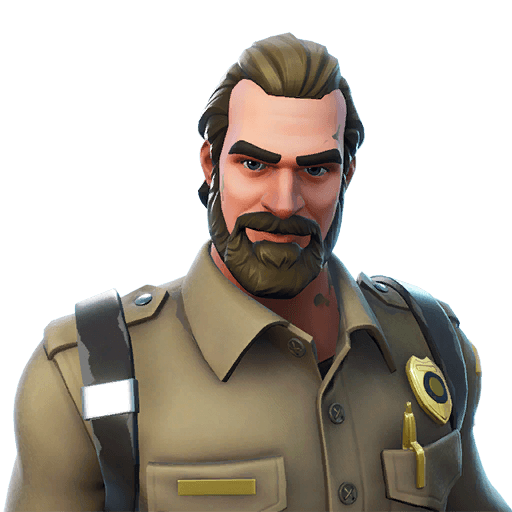Chief Hopper Outfit icon