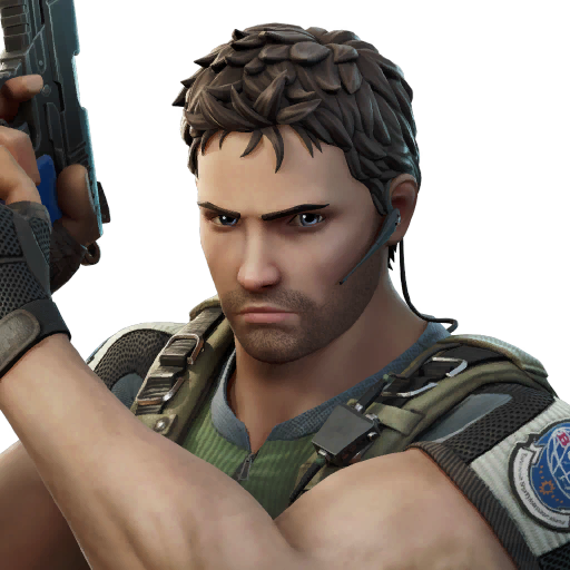 Chris Redfield Outfit icon