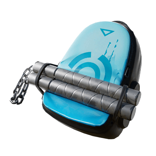 Chuck Pack Back Bling icon