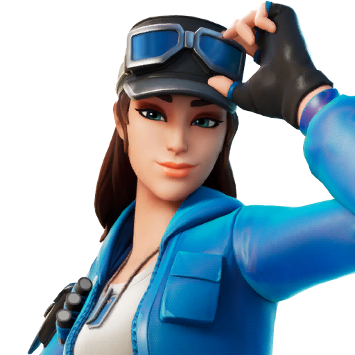 Cloud Striker Outfit icon