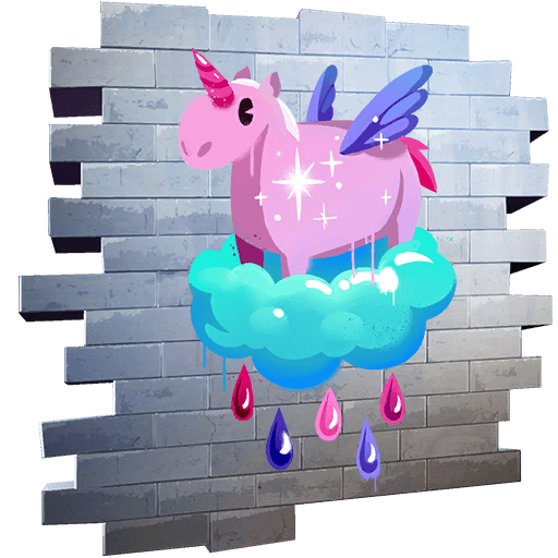 Cloudycorn Spray icon