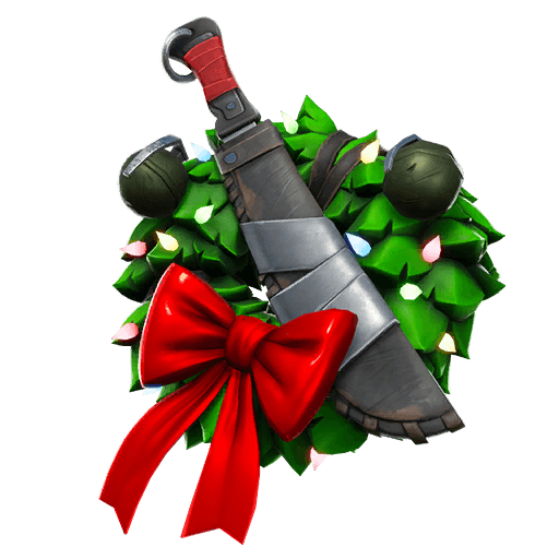 Combat Wreath Back Bling icon