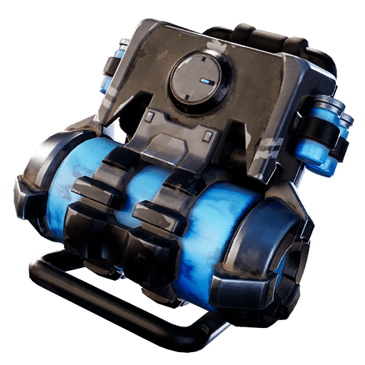 Containment Pack Back Bling icon