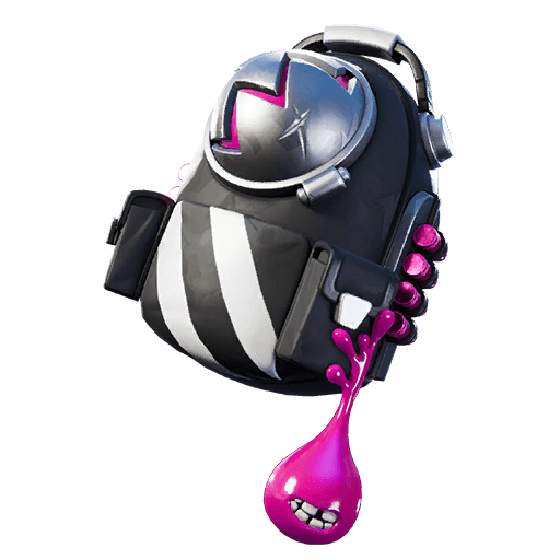 Containment Unit Back Bling icon