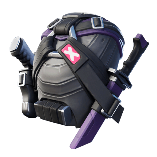 Contender Back Bling icon