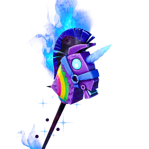 Cosmic Llamacorn Pickaxe icon