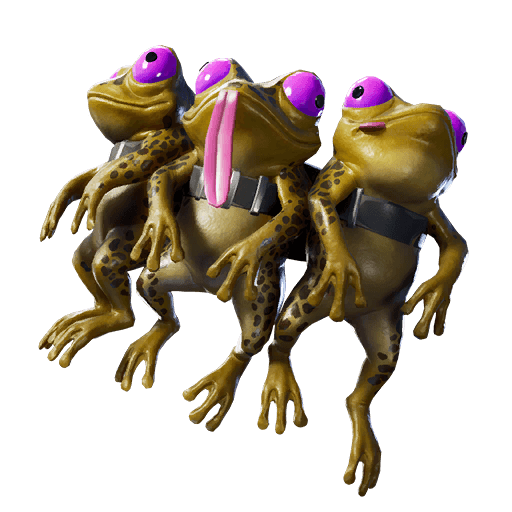 Council of Frogs Back Bling icon